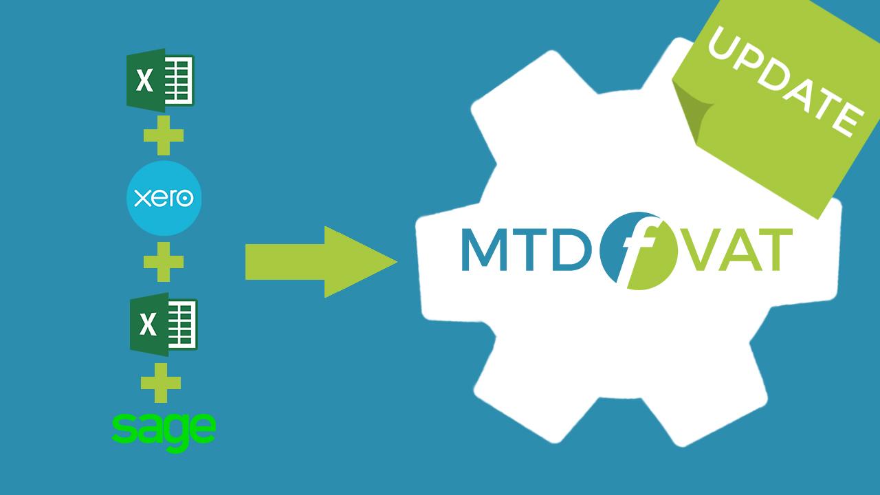 MTDfVAT Group VAT Update